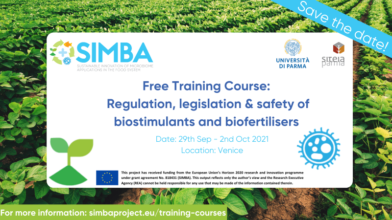 SIMBA Training Course 2 Poster